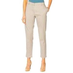The Bay JNY Signature Stretch Pant in Stone